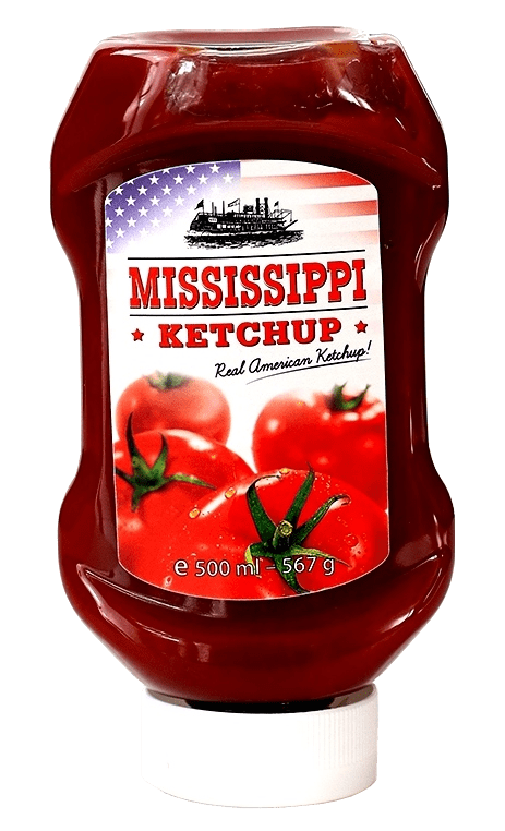 Mississippi BBQ Ketchup HPpng